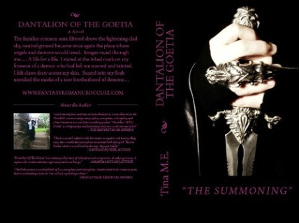 The Summoning COMPLETED BOOK COVER final